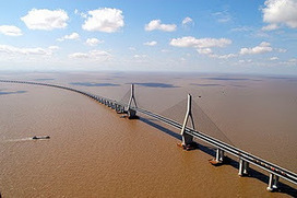 Los 10 puentes más largos del mundo | Metodos de Analisis Estructural | Scoop.it