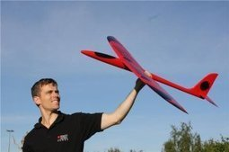 Bio-inspired Unmanned Aircraft Capable of Soaring Like Birds | Biomimicry | Scoop.it
