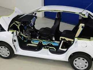 Wonder car: Peugeot's hybrid car that runs on air to hit streets in 2015 | Automotive | Scoop.it