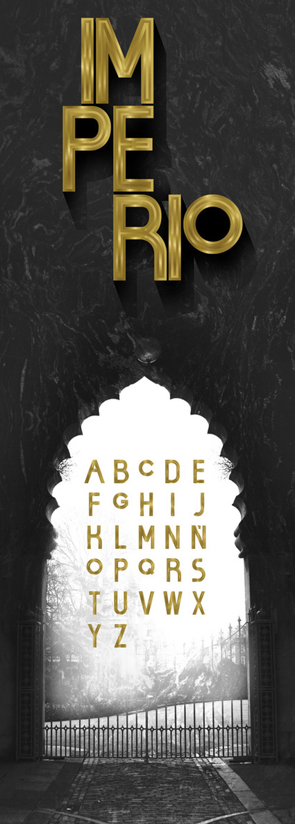 17 Modern Free Fonts for Designers   Fonts   Graphic Design Junction   Farbstaben   Scoop.it