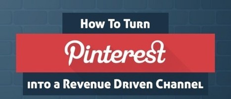 How to Generate Income on Pinterest | World's Best Infographics | Scoop.it