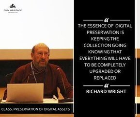 Tweet from @EndangeredFilms | Digital dark age | Scoop.it