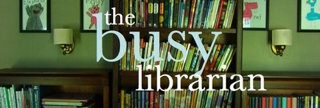 The Busy Librarian: Surrounded. | School Libraries around the world | Scoop.it