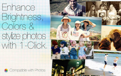 Magic pour traiter vos photos numériques | Chroniques libelluliennes | Scoop.it