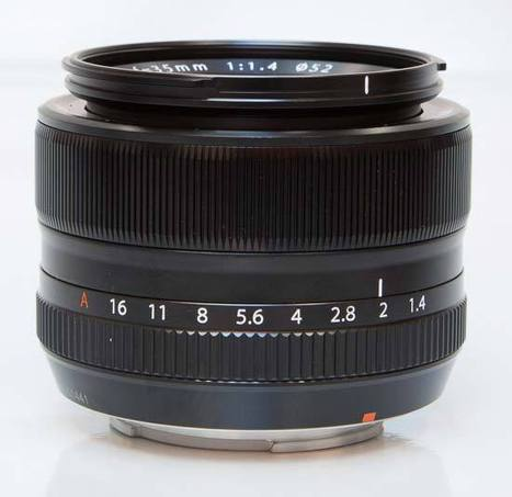 Fujifilm XF 35mm F1.4 R Review | PhotographyBLOG | Fuji X-Pro1 | Scoop.it