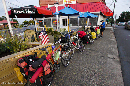 How Businesses can Attract Bike Travelers @ The Path Less Pedaled | Local Economy in Action | Scoop.it