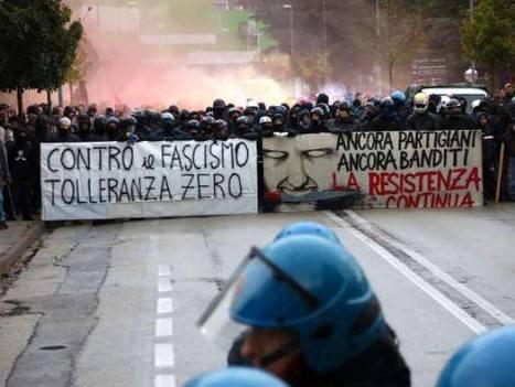 Trento - Italy #protest #photo   Global politics   Scoop.it