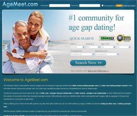 Best Seeking Older Men Site | Younger women Older Men Dating and Older Women Younger Men Dating | Scoop.it