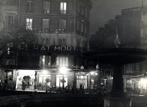 Les BARS parisiens de nos artistes disparus | Paris ZigZag | Insolite & Secret | URBANmedias | Scoop.it