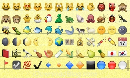 Apple's iOS 6 Adds New Emoji Icons To iOS Devices -- AppAdvice | Edtech PK-12 | Scoop.it