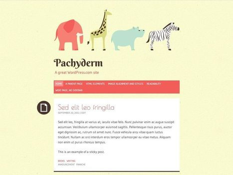 New Themes: Little Story, Scrollider Express, and ... - WordPress.com | DESPRE BLOG | Scoop.it