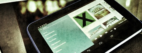 11 On-Demand Music Streaming Services Compared | Musical Industry | Scoop.it