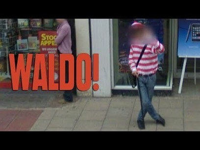 Les choses les plus étranges dans Google Street View | Trollface , meme et humour 2.0 | Scoop.it