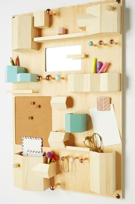 Top Ten:   Best Desk Organizers  — Apartment Therapy's Annual Guide 2014   Comercial Organizing   Scoop.it