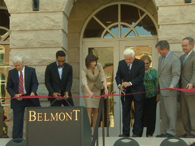 Belmont University New Law School Building Open   Tennessee Libraries   Scoop.it