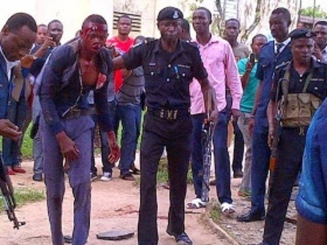 Pastor Beaten Up By Villagers For 'Running A Dreaded Satanist church'   Satanism   Scoop.it