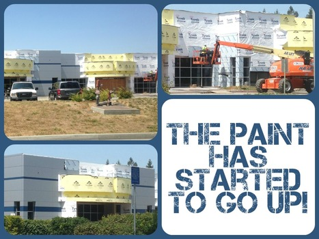 The paint has started to go up on our new HQ. We can't wait till this data center innovation hub is up and running! | InterVision Blog | Scoop.it