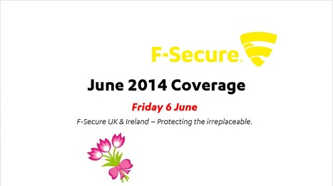 June Coverage (6th) | F-Secure Coverage (UK) | Scoop.it
