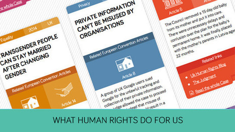 RightsInfo - Human Rights Information to Share | Legal information design | Scoop.it