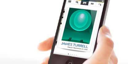 IL Y A 3 ANS...A l'occasion de l'expo James Turrell et avec le soutien de Bloomberg, Guggenheim lance une nouvelle version de son application mobile | Clic France | Scoop.it
