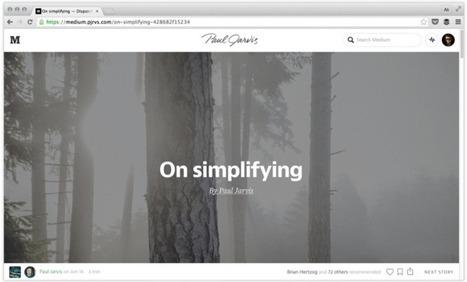 35 Actionable Tips to Grow Your Medium Blog   Internet Presence   Scoop.it