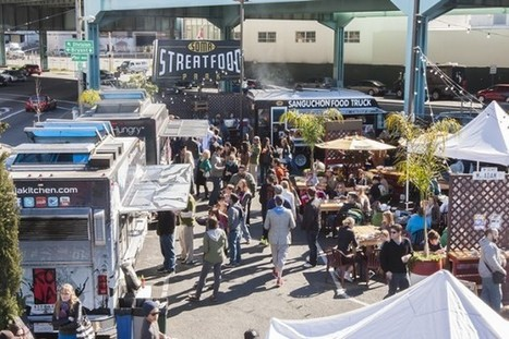 The Farmer, the Food Truck, and the Foodie - Techonomy | Dining | Scoop.it