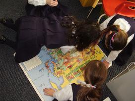 Kindergarten Around the World: Sign-ups, Project Description & FAQ | Connect All Schools | Scoop.it