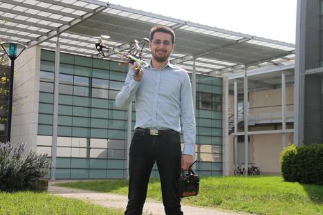 Prodigo : Le drone au service des pros, une révolution pour la construction des bâtiments et l'analyse de terrains | Télécom Saint-Etienne | Scoop.it