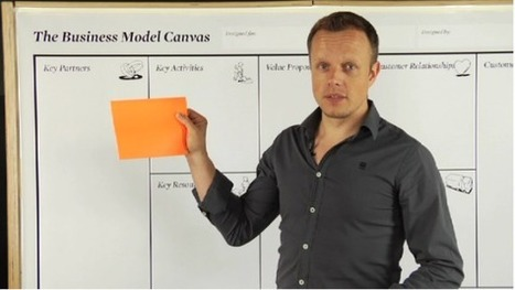 The Value of Visual Thinking | Business Model Studios | SKETCHNOTING | Scoop.it