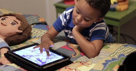 Techie tykes: Kids going mobile at much earlier age - USA TODAY | Mobile Marketing | News Updates | Scoop.it