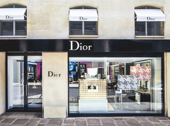 Dior ouvre une boutique éphémère dédiée à la beauté à Paris - Closer | coaching boutique | Scoop.it