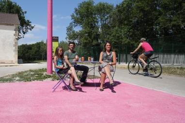 Ouverture du premier bar-resto sur la voie verte du canal de Haute-Seine | voie verte | Scoop.it