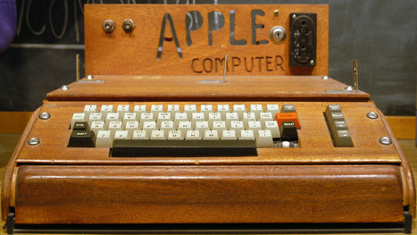 Recycling center looking for woman who left rare $200,000 Apple I computer   Real Estate Plus+ Daily News   Scoop.it