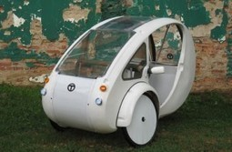 Are Velomobiles the Future? The Elf Thinks So | Heron | Scoop.it