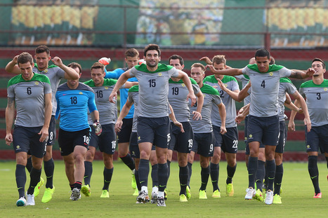 Socceroos must use their own weapons | The World Game | The Brazil World Cup | Scoop.it