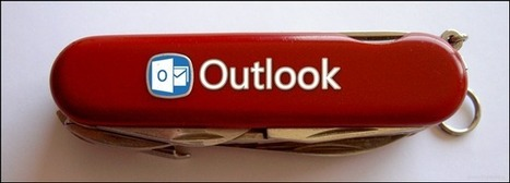 10 Indispensable Outlook Tips | Time to Learn | Scoop.it
