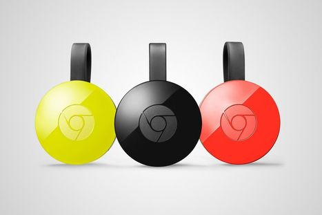 Everything you need to know about the ridiculously affordable Google Chromecast | Insight Business Technologies | Scoop.it