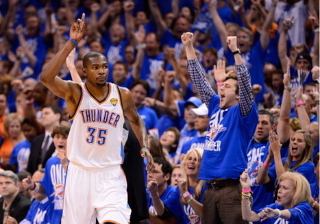 Kevin Durant to Join Jay-Z's Roc Nation Sports Agency | Sports Agents | Scoop.it