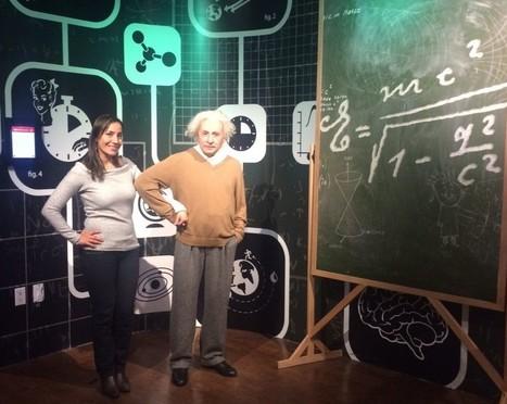 10 cosas que compartir y reflexionar de Albert Einstein | Formateate.net | Scoop.it