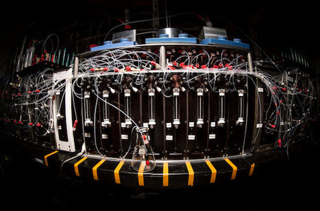 A '3D printer' for customized small molecules such as drugs | KurzweilAI | Longevity science | Scoop.it