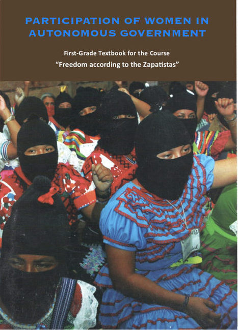 Free Zapatista textbooks now available in English | Peer2Politics | Scoop.it