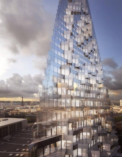 Triangle Tower Approved: First New Paris Skyscraper in 42 Years | Bouche à Oreille | Scoop.it