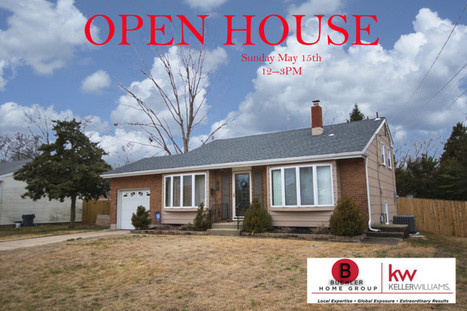 OPEN HOUSE Sunday May 15th 414 Wedgewood Drive Blackwood NJ | SmartChoiceRealEstate | Scoop.it