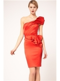 $ 44.99 European Bodycon One-shoulder Mini Length Little Party Dress   Fashion women   Scoop.it