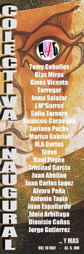 IDOIA ARBILLAGA, lectura de poemas en la inauguración de la Galería Rosales, 18 de Mayo de 2012, 21 h., Molina de Segura, Murcia | MARATÓN DE CITAS | Scoop.it