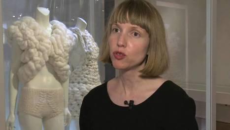 ▷VIDEO: Body Jewels - Ausstellung im Textilmuseum St.Gallen   TextielMuseum   Scoop.it