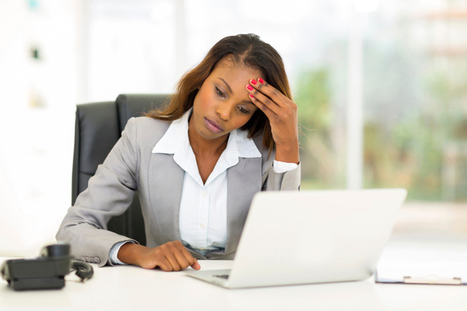 8 Stress-Related Health Problems: Know The Signs | Health and well-being | Scoop.it