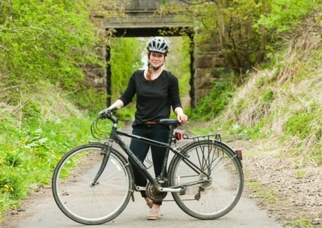 Cyclists hail traffic-free route to Midlothian - Transport - Scotsman.com   Today's Edinburgh News   Scoop.it