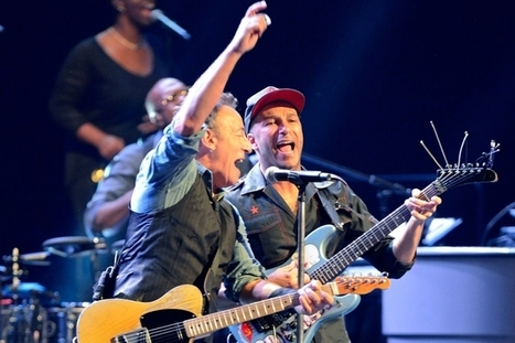Watch Bruce Springsteen Kick Off His Aussie Tour With Tom Morello - Spin | Bruce Springsteen | Scoop.it