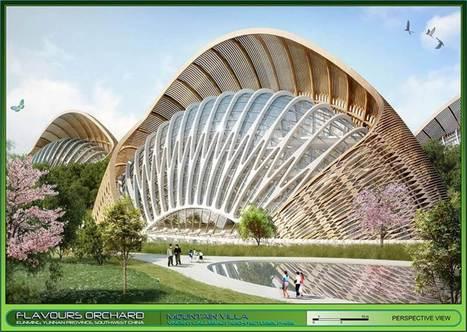 FLAVOURS ORCHARD BY VINCENT CALLEBAUT ARCHITECTURE   Architecture & Gardens   Scoop.it